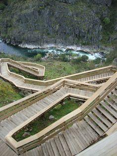9 km de caminhada nos passadiços do rio Paiva - Arouca