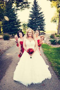 Photo by Sarah M. #WeddingPhotos #TheMaids #WeddingPhotographerMinnesota