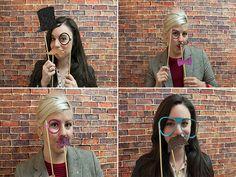 Mustache Photobooth