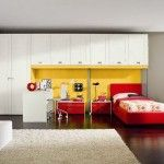 loft bed furniture design and decorating ideas
