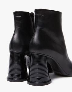 Margiela Cup-Heel Boots