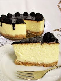 Polish Recipes, Cheesecakes, Yummy Cakes, Food Hacks, Cake Recipes, Food And Drink, Sweets, Pasta, Cookies