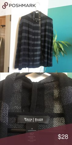 WHBM cardigan Worn once to the opera, almost new condition White House Black Market Sweaters Cardigans