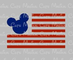 Disney Flag SVG, Studio, EPS, and JPEG Digital Downloads – Magikal Cuts