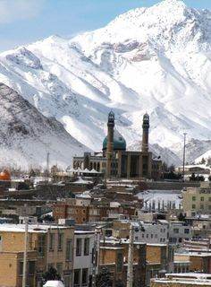 Mahdishahr, Iran