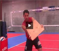 "Mike Diehl presents video for passing technique. In this video Mike gives information for ""how to use shoulders during passing"". For this Mike tells various skill and technique. For more information please visit at http://volleyball1on1.com/instructors/mike-diehl-volleyball/"
