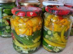Cukinové rolky sterilizované - obrázok 4 Pickles, Cucumber, Ale, Food, Meal, Ale Beer, Essen, Pickle, Hoods