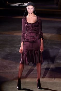 FALL 2002 READY-TO-WEARAlexander McQueenCOLLECTION