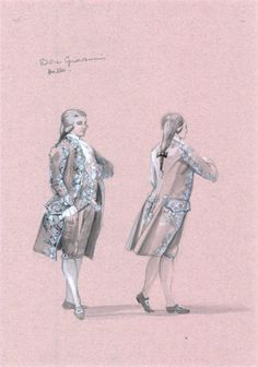 www.arena.it Arena di verona.  Don Giovanni by Wolfgang Amadeus Mozart. Sketches by Maurizio Millenotti. 2012