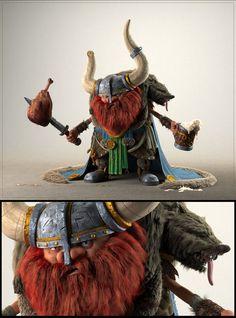 Viking by Ali Jalali