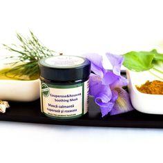 Organic Skin Care, Natural Skin Care, Rosacea, Candle Jars, Skincare, Cosmetics, Food, Skincare Routine, Essen