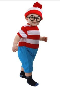 Our Where's Waldo costumes are a great choice for Halloween. We have funny adult and kids Where's Waldo costumes as well as women's Wenda costumes. Best Toddler Halloween Costumes, Baby Halloween Costumes Newborn, Onesie Costumes, Baby First Halloween, Toddler Costumes, Cute Costumes, Halloween Kostüm, Spirit Halloween, Costume Ideas