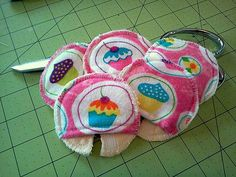 Button Cuddlers, reusable G tube pads
