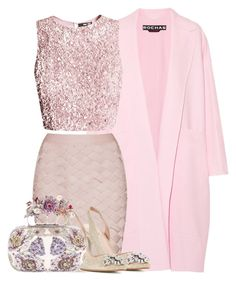 """""""#56"""" by idonthavebrains ❤ liked on Polyvore featuring Rochas, Carvela and Alexander McQueen"""
