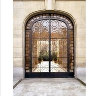 Historically Inspired Gates: Historic Designs Built In Original Craft - master hand crafted to stand the test of time. All of our gates are build using only top quality solid wood and pure hand forged wrought iron Wrought Iron Decor, Wrought Iron Gates, Arch Gate, Tor Design, Metal Gates, Metal Screen, Iron Gate Design, Custom Gates, Grades