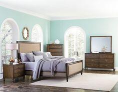 Sonesta Queen Bedroom Group By Standard Furniture