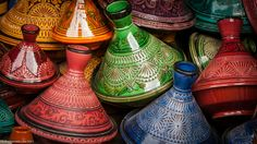 The colours of Marrakech / The Beauty of Marrakech, Morocco Through the Lens | The Planet D Adventure Travel Blog