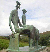 Henry Moore: English Sculptor, Biography