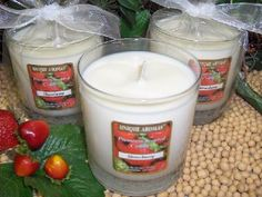 Dye free soy candle 10 oz tumbler – A clean and refreshing scent.