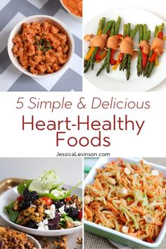 5 Heart-Healthy Foods + Recipes to Make With Them Heart Healthy Recipes, Healthy Eating Tips, Healthy Foods, New Recipes, Dinner Recipes, Dessert Recipes, Salmon And Asparagus, Asparagus Recipe, Nutrition Tips