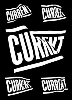 Current Lets its Bold Flag Fly - Brand New — Designspiration