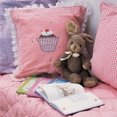 Have you seen our Gingerbread Cushion Cover. We have many more Cushions on our website, take a look!