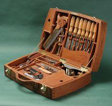 Pro Portfolio: Woodworker's Attache - Fine Woodworking Article