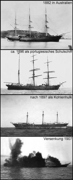 Clipper Ship Thermopylae
