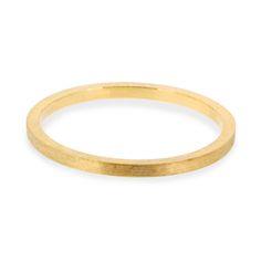 Phalange ring K18 gold 1302-PAR08 e.m.  #em #phalangering #midiring #gold