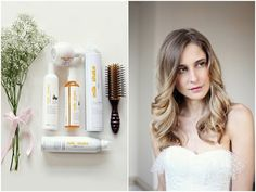 Romantic Waves Hair Tutorial By The Hepburn Collection | Bridal Musings