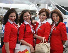 Air Asia & Flight Attendants - Google 検索