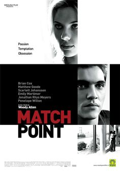 Match Point - A mediocre movie with beautiful music..