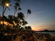 Coco Tams, Bophut beach, Koh Samui.
