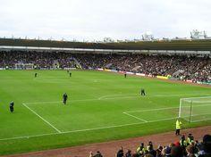 Home Park, Plymouth Argyle 0-1 Gillingham. Joe Martin scored a belter, then got sent off. Normal for him.