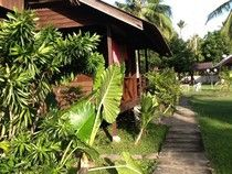 Le e Lu on the eatour guest house in Cherating