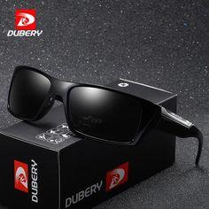 963aade24e People also love these ideas. DUBERY Polarized Sunglasses Mens Pilot Sun  Glasses For Men Brand Designer Women Driving ...