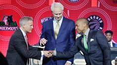 Sixers win NBA lottery for top pick; Lakers get No. 2, Celtics No. 3