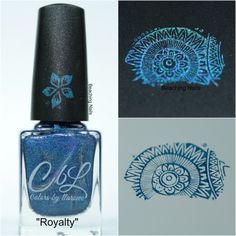 Royalty / Stamping Polish / Colors by Llarowe