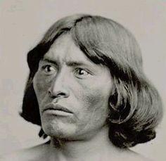 "Victorio - Warm Springs Chiricahua Apache Chief - 1825-1880. --- """