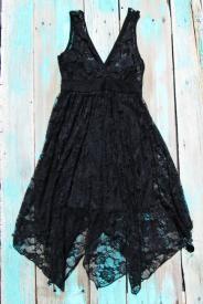 Gypsy Cowgirl Lace Dress   Elusive Cowgirl