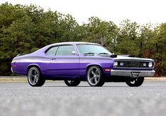 1972 Plymouth Duster, 383 Big Block