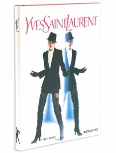 """#Alluremodel favourite: """"Yves Saint Laurent"""" by Pierre Berge  Timid and reclusive, Yves Saint Laurent resigned his post as hand-picked successor to the great Dior and went out on his own after the death of his mentor. With Pierre Berge, the author of this book, he created an empire that has stongly influenced female fashion. He has been one of the most inventive designers, creating surprises year after year!  #allure #alluremodel #YSL #YvesSaintLaurent #book"""