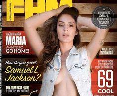 Bruna Abdullah FHM Magazine Cover, Bruna Abdullah, FHM Magazine, Bruna Abdullah…