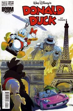 Donald Duck and Friends #355A