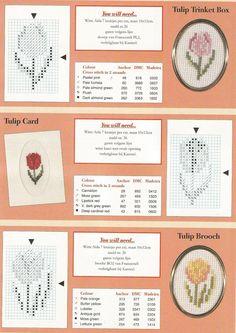 Tulip patterns