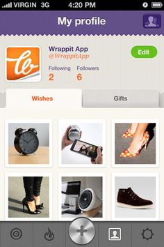 WRAPPIT INTERFACE