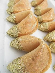 OMG best. Thing. Ive. Ever. Pinned. 1/4 cup sugar and 1/2 teaspoon of food coloring mixed, bake10 mins in oven on 350* to make edible glitter