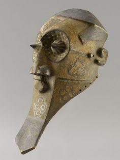 KUBA MASKE Kongo. H 51 cm. African & Oceanic Art Auctions-Lots