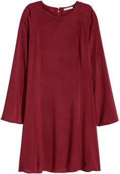 Burgundy = LOVE  H&M - $24.99 https://api.shopstyle.com/action/apiVisitRetailer?id=543150364&pid=uid4100-36789710-66