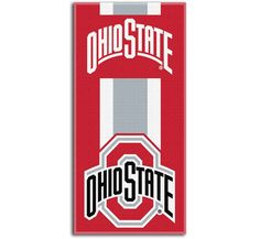 Use this Exclusive coupon code: PINFIVE to receive an additional 5% off the Ohio State Buckeyes Zone Read Beach Towel at SportsFansPlus.com